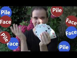 Un tour de probabilité - Micmaths