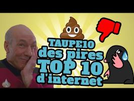 TOP 10 des pires TOP 10 d'internet