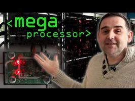 MegaProcessor - Computerphile