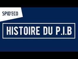 Histoire du PIB [SPID'ECO]