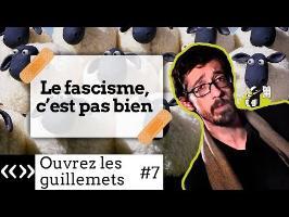 Le fascisme, c'est pas bien, par Usul