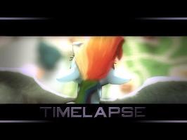 Rainbow Dash Day [Timelapse SFM Pony]