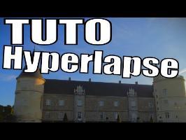 Tuto Hyperlapse GH4