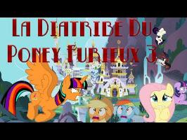 LA DIATRIBE DU PONEY FURIEUX#3 PF VS SHADOW