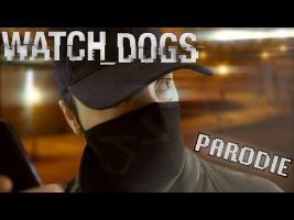Watch Dogs - Grosso Merdo / parodie & hommage au Palmashow par Benzaie TV