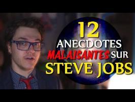 BULLE : 12 Anecdotes Malaisantes sur Steve Jobs