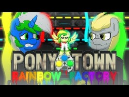 Pony Town: Rainbow Factory #3