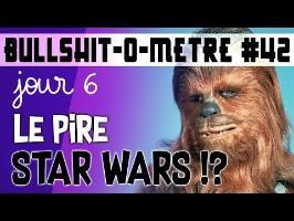LE PIRE FILM STAR WARS !? (HOLIDAY SPECIAL) - BOM #42