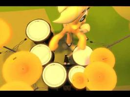 AJ's Fun Playin' Drums (Animation)