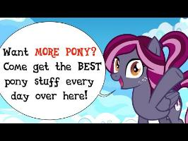 Visit Equestria Daily for the Best My Little Pony News and More!