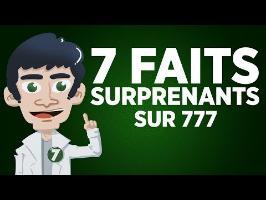 7 faits sur 777