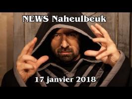 Naheulbeuk : news vidéo janvier 2018