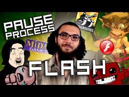 PAUSE PROCESS #19 Flash