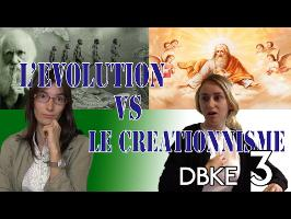 Science: L'Evolution VS le Créationnisme - Debunker #3