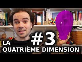 La quatrième dimension #3 - Les curiosités de la 4D - Micmaths