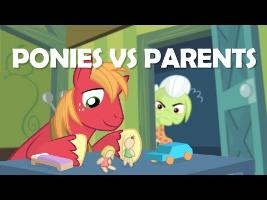 Ponies vs Parents
