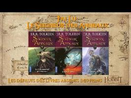 J'ai Lu Le Seigneur des Anneaux: les défauts des livres absents des films (critique littéraire)