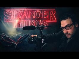 Sur le tournage de Stranger Things [Documentaire]
