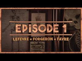 LEFÈVRE • FORGERON • FAVRE ― DK#1