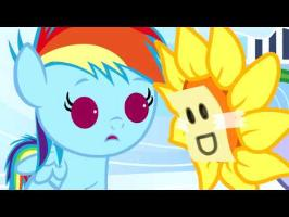 MLP Baby Animation Sonic Scare-Boom!
