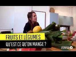 Y-a-t-il des pesticides dans tous nos fruits et légumes ?