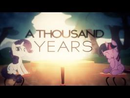 [PMV] - A Thousand Years (full-typography)