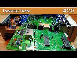 INSPECTION 06 : Lecteur de Laserdisc Pioneer LD-V4300D