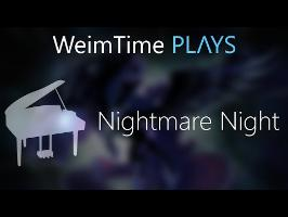 WeimTime Plays - Nightmare Night - Wooden Toaster