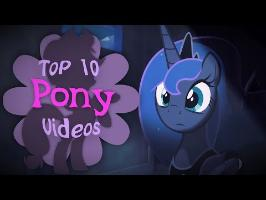 The Top 10 Pony Videos of October 2017