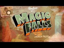 Magic falls intro Gravity falls Parody
