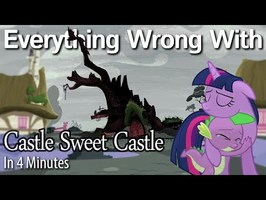 (Parody) Everything Wrong With Castle Sweet Castle in 4 Minutes