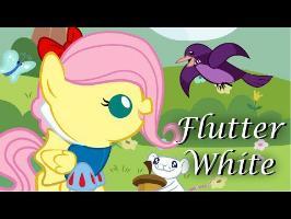 MLP Babic Comic Flutter White (Snow White)