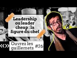 Usul. Leadership ou leader cheap: la figure du chef