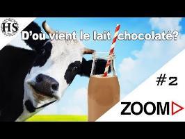 Zoom - Le lait chocolaté vient des vaches marron