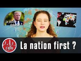 PROTECTIONNISME : LA NATION FIRST ?