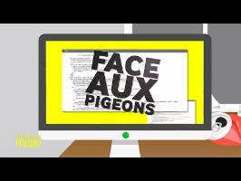 Face aux Pigeons #3