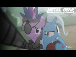MLP:FIM [Animation] Metal Gear Friendship