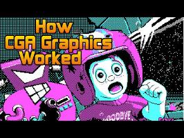 CGA Graphics - Not as bad as you thought!