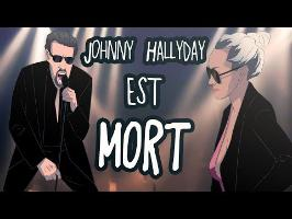 Johnny Hallyday est MORT - ACTU ANIMÉE #16