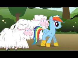 The Burning Pony | My Little Pony | Flash Animation