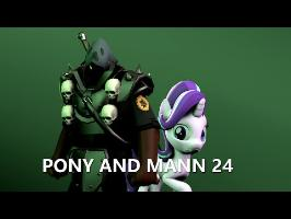 [SFM Ponies] Pony and Mann: 24