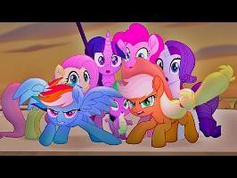 Mon avis à propos du film My Little Pony.