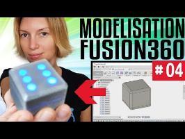 L'impression 3D pour les projets électroniques - EP04 Projet Dé Electronique