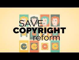 Save Copyright Reform!