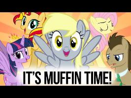 IT'S MUFFIN TIME! [Animation]