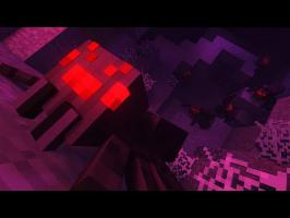Spider Encounter - Minecraft Animation