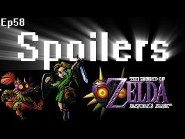 Spoilers - Zelda : Majora's Mask