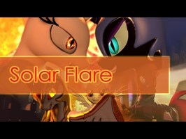 We were the gift of sun! [Solar Flare series] [Main teaser]