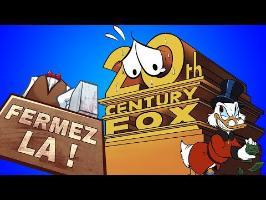 Disney Rachète la Fox - Mini FERMEZ LA