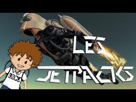 LE VOL ET LES JETPACKS ! – LSDJ
